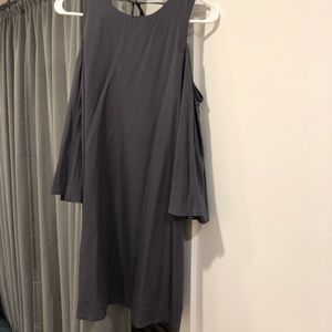 Nacked Zebra gray dress